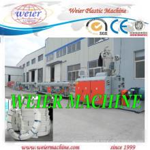 Linha de produção da extrusão da tubulação do HDPE PPR do PE da velocidade de Hige da fábrica 15years