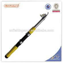 TSR060 verre canne à pêche flans en gros canne à pêche prix fiber de verre télescopique télé spin tige
