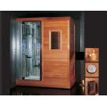 Chambre Sauna Finlandaise avec Douche à Vapeur (DS201F3)