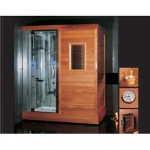 Finnish Sauna Room With Steam Shower (DS201F3)