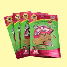 Bolsa de embalaje de alimentos para mascotas Ziplock Bag
