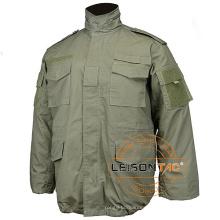 Adopts Soft 100% Cotton Custom Military Jacket,Military Jacket Men