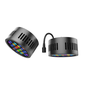 Phlizon Led Acquario Luce WIFI Controllo IR 80W