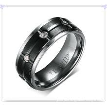 Fashion Accessories Fashion Jewelry Titanium Ring (TR102)
