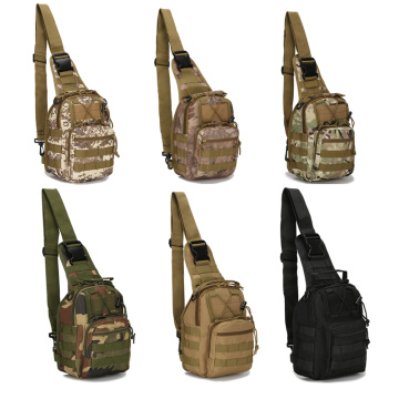 600D Leisure Outdoor Sports Bag Shoulder Military Camping