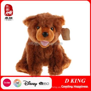 Oso de peluche de juguete de peluche Animal de oso de peluche personalizado