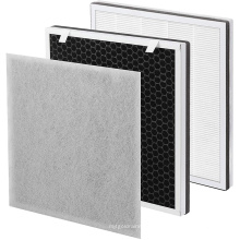 Air Purifiers Carbon  Air Filter Filtrete Replacement Compatible with Levoit Vital 100-RF Air Purifier