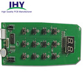 Fr4 1.6mm Double Sided Multilayer PCB Electronic 10z PCB