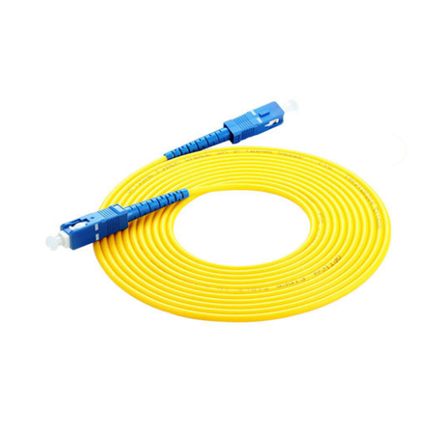 Optic Sc Patch Cord