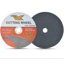 "7"" 180*1.7*22.2mm Super Thin Cutting Disc for Metal"