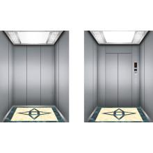 Ascenseur à passagers confortable pour bâtiments résidentiels