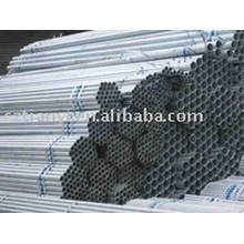 STD hot dipped galvanized carbon steel pipe