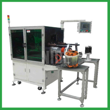 Automatic stator winding insertion machine