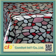 Laser Printed Pvc Table Cloth Fabrics