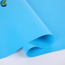 Tissus transparents de bâche de PVC
