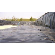 Geomembrana de HDPE para Derrames de Petróleo y Uso de Lanfill