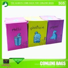 Sac à déchets recyclé pour promotion (KLY-PN-0096)