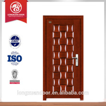 Chinesische Tür ecterior Badezimmer Tür vorderen Eingang Stahltür zum Verkauf