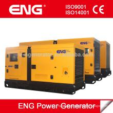 50HZ 6 cilindros diesel refrigerado por agua 68kw generador de energía