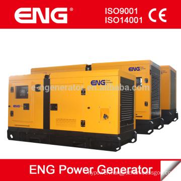 low fule type consumption silent generator set 180kva USA Quality