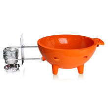 Waltmal Hot Tub Luar di Orange Red