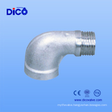 Stainless Steel 304/316 Reducing Elbow 90 Degree Pipe Fitting