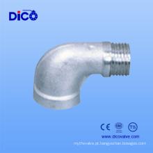 Aço Inoxidável 304/316 Redução do Cotovelo 90 Graus Pipe Fitting