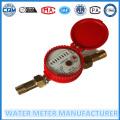 Single-Jet Dry Dial Type Wasserzähler (LXSG-15E-20E)