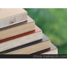 18mm Melamine Laminated China Blockboard 1220*2440mm