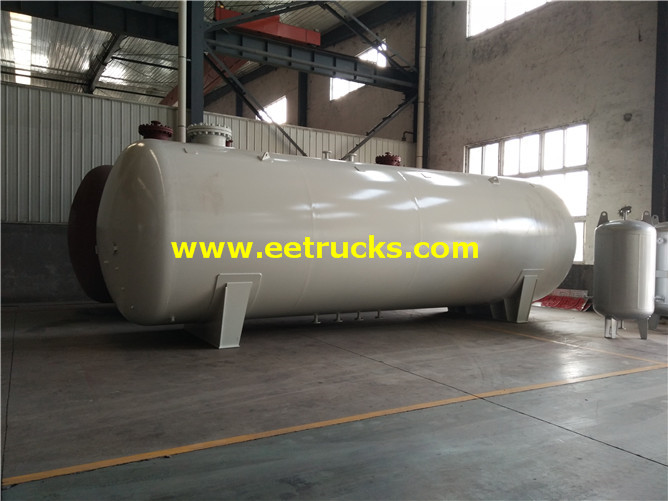 40 Ton ASME LPG Steel Tanks