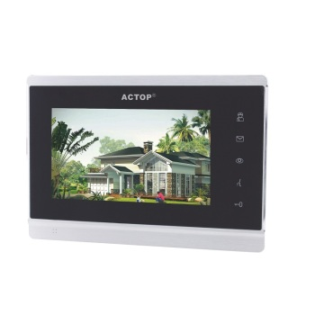 IP Video Indoor Outdoor Intercom System