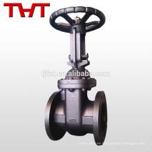 válvula de compuerta hidráulica del clip del asiento metálico CI del asiento duro