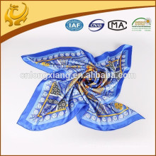 Fortschrittliche Produkt-Technologie modische Twill Seide Schals 90 * 90cm