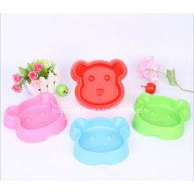 Affe Gesichtsform Single Pet Bowl
