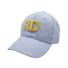 China Manufacture New Design Ladies Women Caps Baseball Cap and Sports Hats for Men Custom Logo