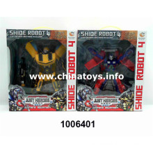 Hot Selling Plastic Toy Superman with Weapon (1006401)