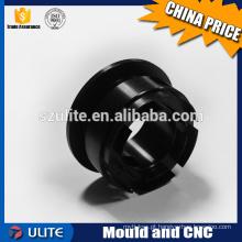 Usinagem CNC com precisão de alta precisão com tratamento de superfície anodizado