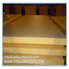 Espuma de PU 28 milímetros de espessura para produtos FRP
