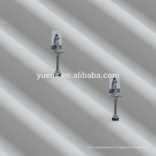 Gewellte Faser-Zement-Dach-Berg-Solardach-Montagesystem-Montagestruktur