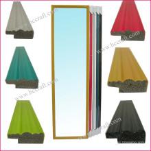 PS espejo de pared para decoración de la pared o decoración del hogar