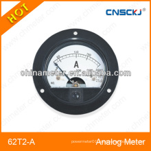 62T2-A AC analog amp current panel meter