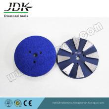 Diamond Concrete Floor Grinding Plate for Floor Grinder