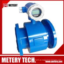 Medidor de fluxo de água quente de alta temperatura