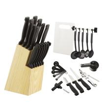 Outils de cuisine 41pc pour nouveau cadeau de maison