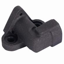 Черное покрытие для кузнечной трубы для автомобилей