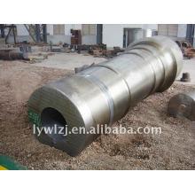 Cylindre creux forgé lourd
