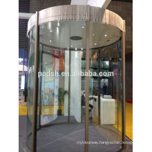 full circle automatic glass sliding door low price