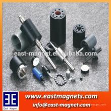 Radialmente orientado NdFeB imán de anillo multipolar para motor síncrono, motor de juguete, sensor, instrumentos eléctricos