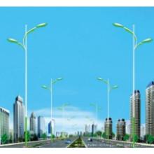 Уличный свет столба 8м с двойной рукояткой