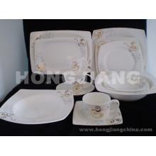 Juego de cena de hueso China (HJ068004)